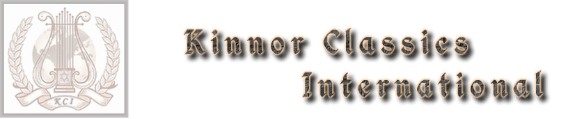 Kinnor Classics International